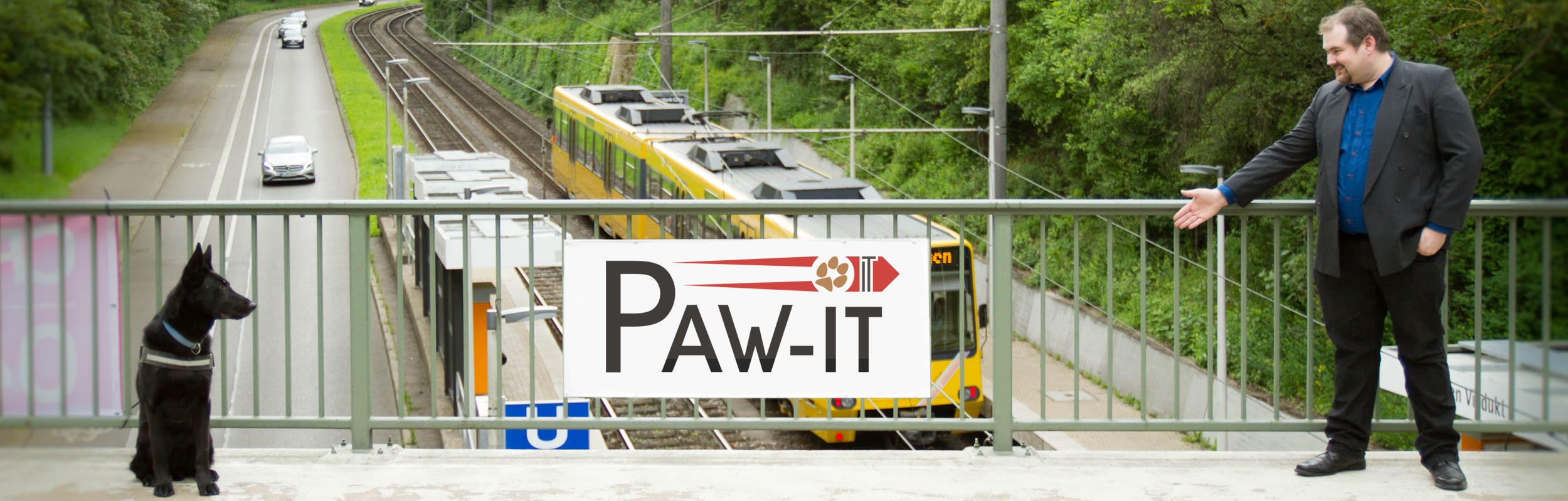 Paw-Banner